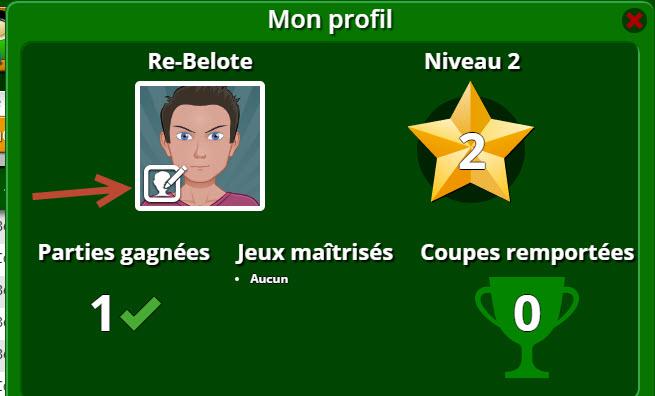 création avatar